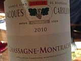 Chassagne-Montrachet Rouge 2010 - Jacques Carillon