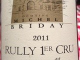 Rully La Pucelle 2011 - Briday