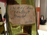 Volnay Caillerets 1949 - Maison Poulet