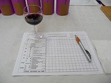 L'index du carnet de dégustation