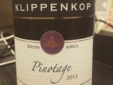 Afrique du Sud – wo Paarl – Robetson Winery – Klippenkop – Pinotage – 2012