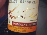 Alsace Grand Cru – Domaine Pfister – Engelberg – 2011