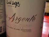 Beaujolais blanc – David Large – Dos Argenté – 2013