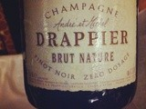 Champagne – Drappier –  Brut Nature – 0 dosage