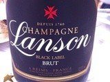 Champagne – Lanson – Brut – Black Label