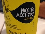 Espagne – Galice – Rias Biaxas – Adegas Castro Brey – Nice to meet you – 2013
