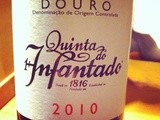 Portugal – Douro – Quinta do Infantado – 2010 – Rouge