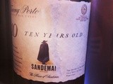 Portugal – Porto – Sandeman – Tawny – 10 years – rouge