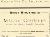 Bret brothers mâcon-cruzille 2015