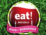Eat! brussels, drink! bordeaux en mode Covid