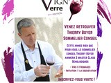 Master Class oenologie Vign'o Verre avec Thierry Boyer