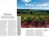 La future aoc Pézenas dans le magazine international Decanter
