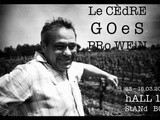Le Cèdre Goes #ProWein - Hall 12, Stand B06
