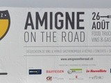 Amigne on the road :  Food Trucks, vins & gastronomie